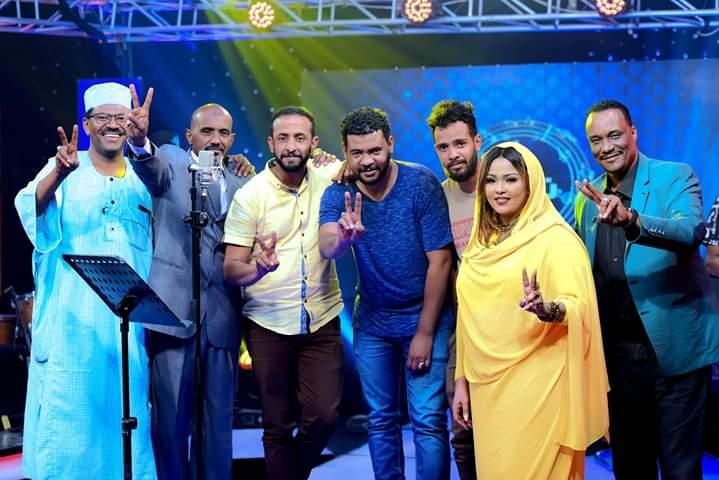 فرفور وسوار الدهب  وهاني عابدين أبرز نجوم برنامج يلا نغني على قناة الهلال في رمضان