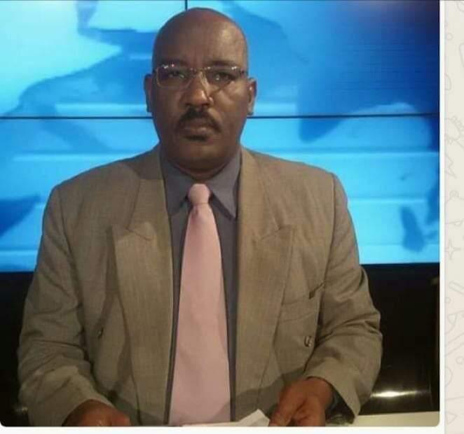 وفاة الإعلامي السوداني ماجد لياي