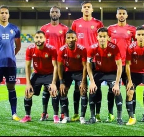 إختيار  23 لاعبا  لقائمة المنتخب الليبي  لمواجهة السودان
