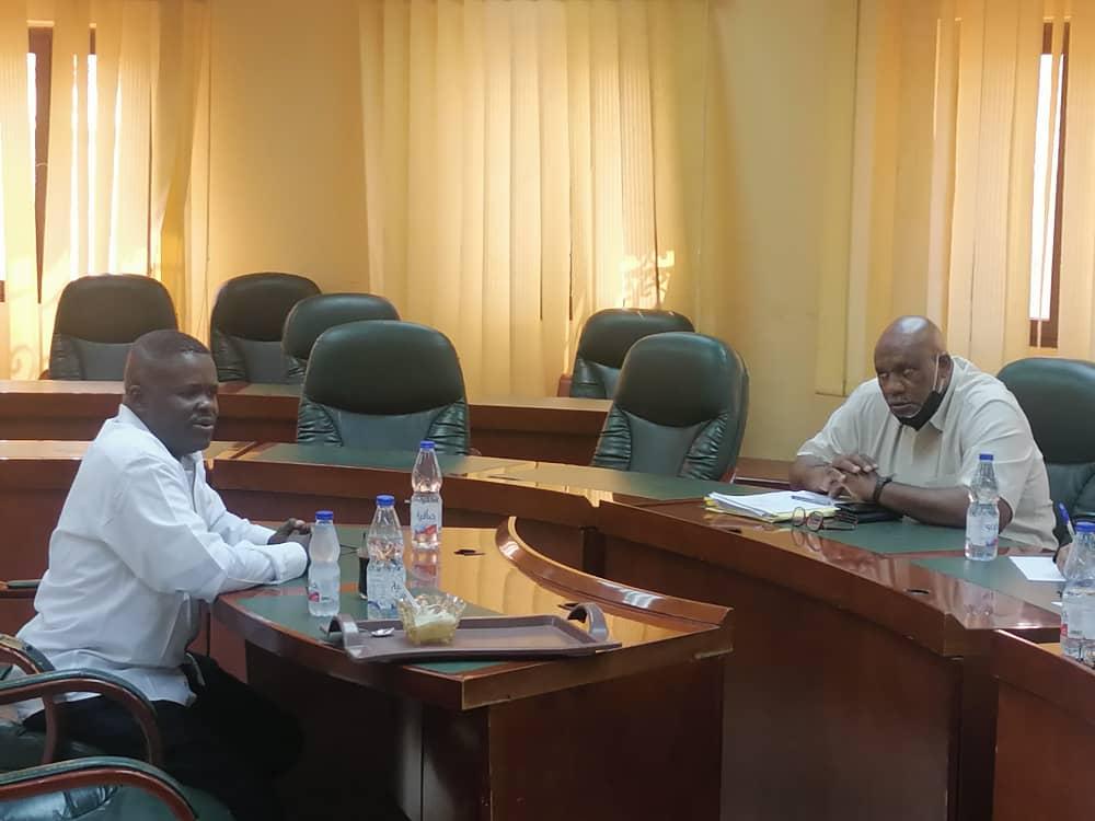 اللواء عامر وسوداكال يمثلان امام لجنة الإنضباط