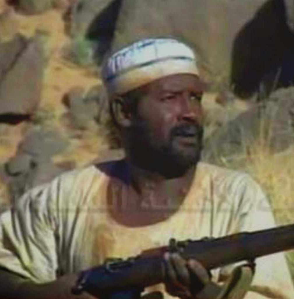الموت يغيب الممثل السوداني الهادي صديق